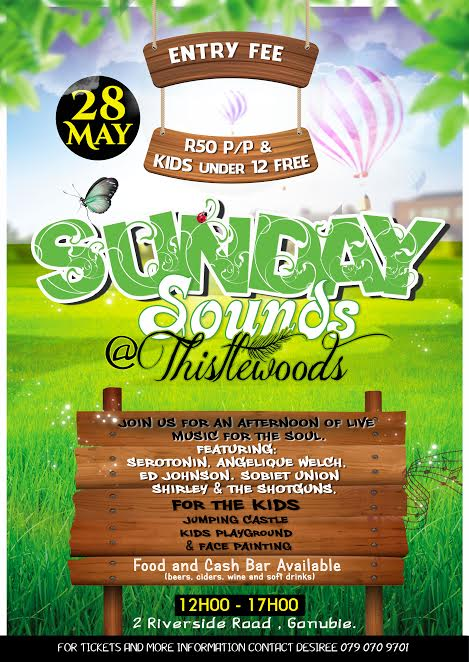 SUNDAY SOUNDS | Thistlewoods